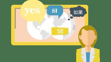 Localización e Internacionalización